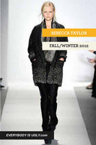 Rebecca Taylor Fall/Winter 2012