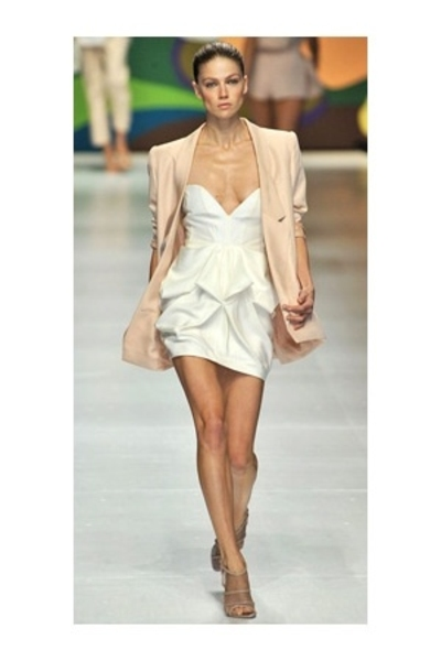 Stella McCartney dress - Stella McCartney blazer