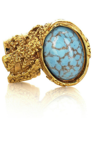 ysl rings ysl arty ring by pintojak10 chictopia