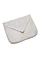 white Lyrella purse