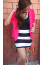 H-m-blazer-topshop-bag-bandage-h-m-skirt-forever-21-top-accessories