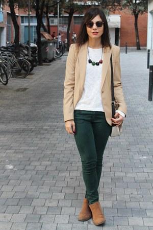Promod jumper - Bershka pants