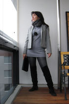 gray Filippa K sweater