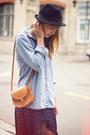 Vintage-bag-h-m-hat-urban-outfitters-shirt-lita-jeffrey-campbell-heels