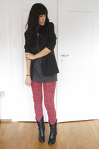 Et Vous blazer - new look jeans - COS t-shirt - new look shoes
