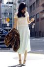 Leopard-print-storets-coat-vintage-skirt-vintage-top-sam-edelman-heels