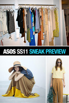 ASOS Spring 2011 Sneak Preview