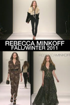 Rebecca Minkoff Fall/Winter 2011