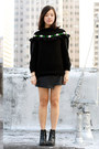 Black-alejandra-quesada-sweater