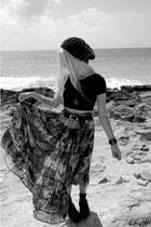 maxi skirt skirt