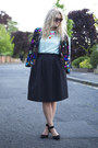 Black-beyond-retro-jacket-black-h-m-skirt-aquamarine-primark-top
