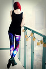 Blue-black-milk-leggings