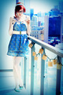 Sky-blue-spotted-moth-dress