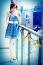 Sky-blue-spotted-moth-dress