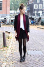 Black-patent-river-island-shoes-black-new-look-blazer