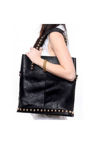 London Studded Tote Bag