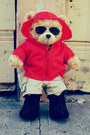 H-m-shorts-kenneth-cole-boots-zara-jacket-aviators-ray-ban-sunglasses