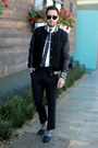 Black-oxfords-forever21-shoes-black-varsity-forever21-jacket-white-h-m-shirt