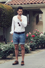 Dark-brown-brogue-oxfords-zara-shoes-white-h-m-shirt