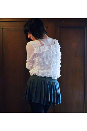 blouse - skirt