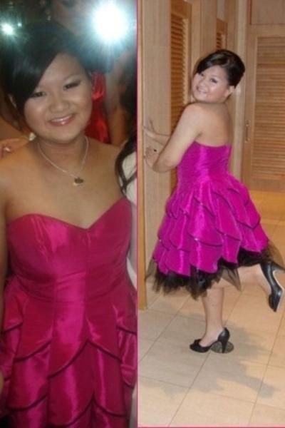pink Betsey Johnson dress $636