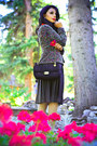 Black-zara-skirt-crimson-zara-jacket-black-love-moschino-purse