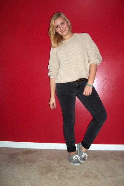 black jeans Forever 21 jeans
