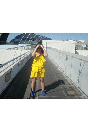 Zara dress - shoes