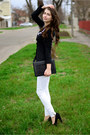 Black-new-look-shoes-black-bershka-shirt-black-moon-purse