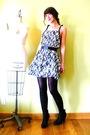 Black-vintage-blazer-black-target-boots-white-vintage-dress