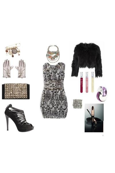 boots - coat - accessories