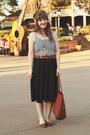 Tawny-madewell-bag-black-modcloth-skirt-white-h-m-top