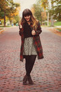 Dark-brown-seychelles-boots-crimson-free-people-coat-black-modcloth-tights