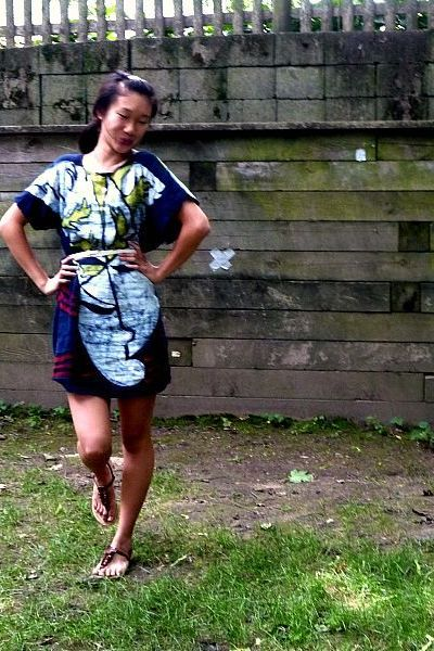 Marc Jacobs necklace - Steve Madden shoes - China dress