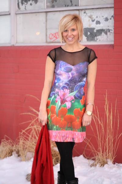 galaxy dress ShawtynStilettos dress
