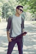pull&bear jeans - H&M shirt