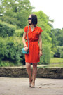 orange Mohito dress