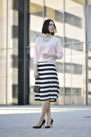 pleated skirt F&F skirt