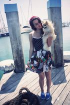 day at the docks with Giselle Eloise Croissant