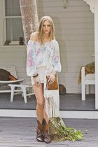 Timeless Bohemian Blouse