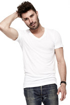 v neck tee LnA t-shirt