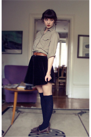 shirt - skirt