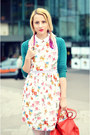 White-floral-persunmall-dress-off-white-lace-h-n-tights-red-zara-bag