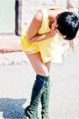 Jeffrey-campbell-boots-threadsence-shorts-romwecom-blouse