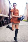 Jeffrey-campbell-boots-thrift-dress-h-m-bag-free-people-blouse