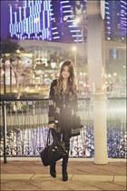black over-the-knee Aldo boots - black loose from singapore dress - black Mphosi