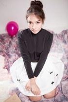 VanillaMood skirt - VanillaMood blouse
