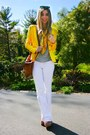 White-j-brand-jeans-yellow-linen-lauren-ralph-lauren-blazer