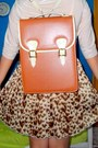 Neutral-owl-top-burnt-orange-satchel-bag-brown-leopard-print-skirt