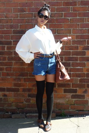 starvintagefashion shirt - starvintagefashion bag - starvintagefashion shorts
